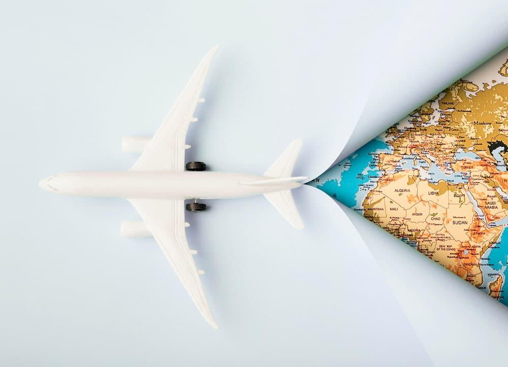 aviao viagem turismo