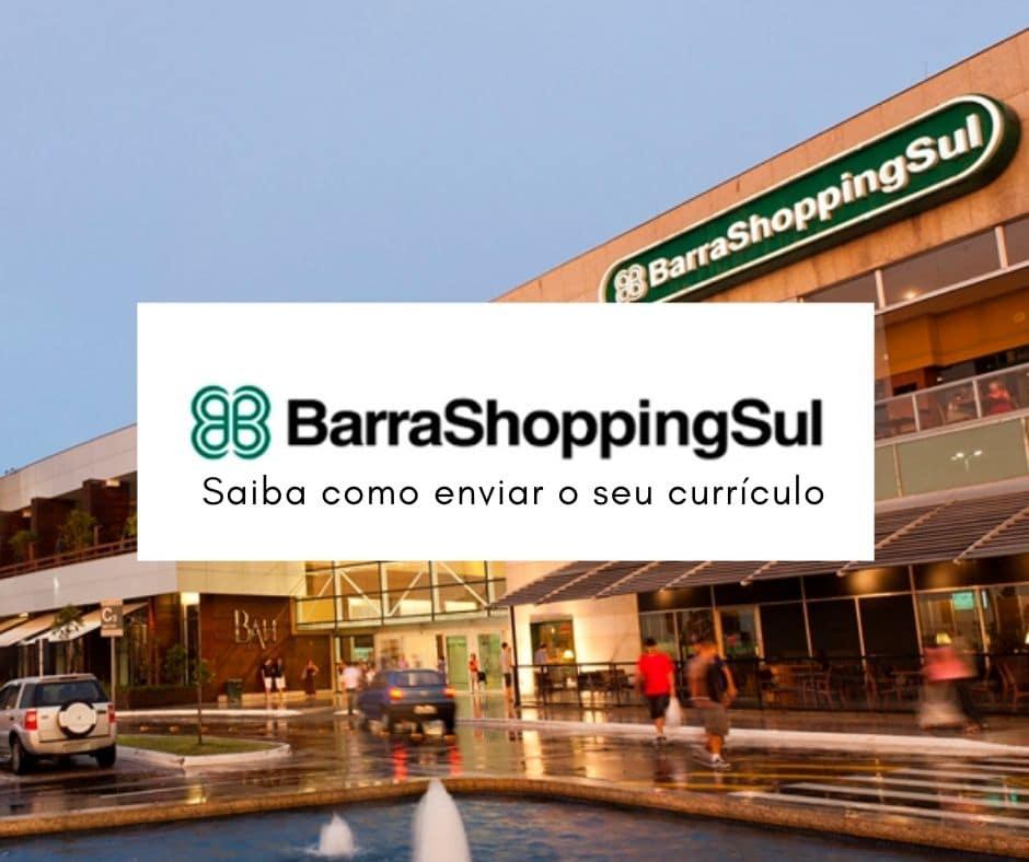 Trabalhe conosco BarraShoppingSul: Como enviar o seu currículo 2